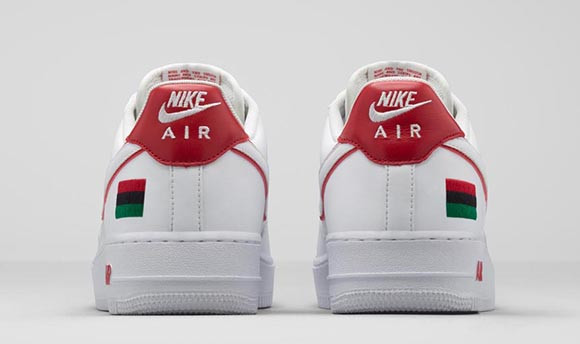 Nike Air Force 1 Low BHM 2005 Retro