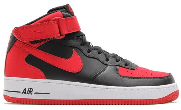 Nike Air Force 1 Mid Bred