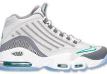 Nike Air Griffey Max II Pure Platinum White Cool Grey