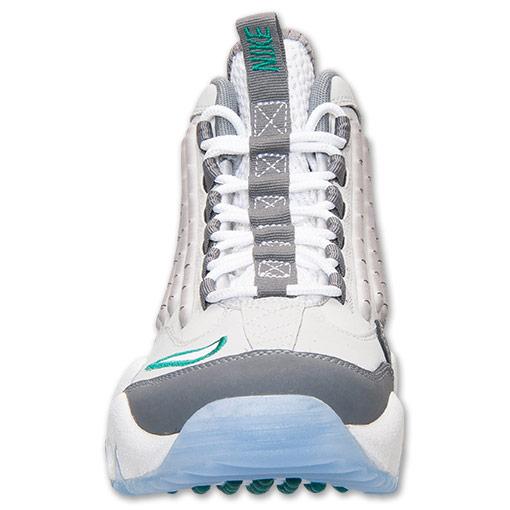 Nike Air Griffey Max II Pure Platinum White Cool Grey