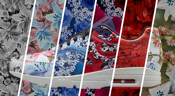 Nike Air Max 1 Ultra Womens Floral City Pack