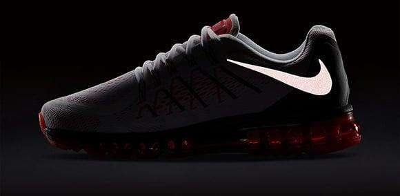 Nike Air Max 2015 Infrared