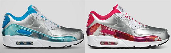 Nike Air Max 90 Womens Air Brush Pack