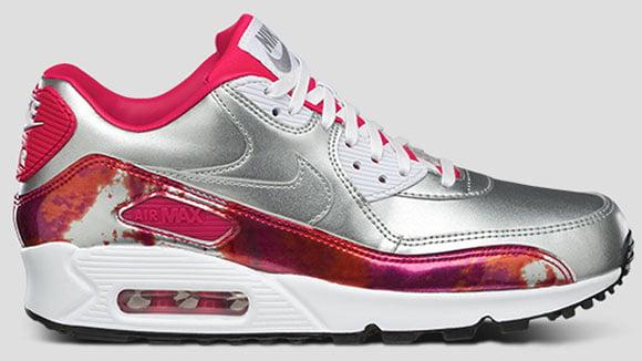 Nike Air Max 90 Womens Air Brush Pink