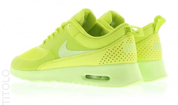 Nike Air Max Thea Cyber Liquid Lime