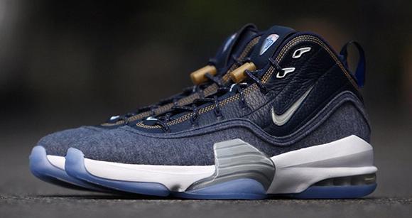 Nike Air Pippen 6 Denim