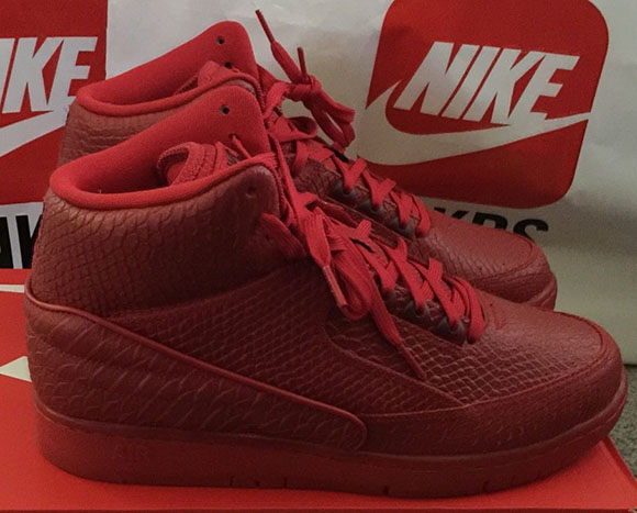 Nike Air Python Red Snake Available Early