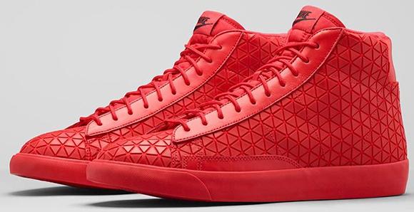 Nike Blazer Mid Metric University Red