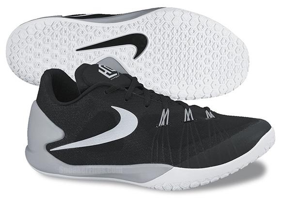 Nike HyperChase Black Grey White