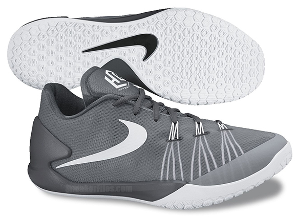 Nike HyperChase Grey White