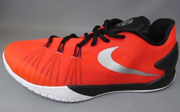 Nike HyperChase Red Silver Black