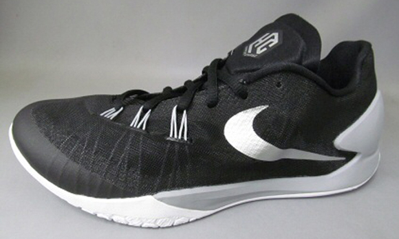 Nike HyperChase Black Silver Grey White