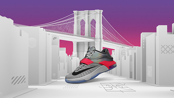 Nike KD 7 All Star Brooklyn Bridge