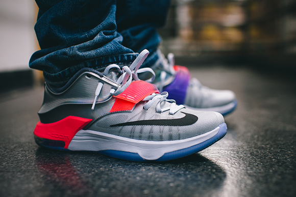 innovative design 0a044 89afa On Feet Nike KD 7 All Star lovely