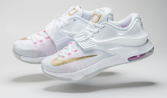 best authentic e54bb 6a62b Nike KD 7 Aunt Pearl