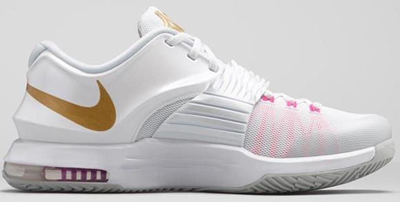 Nike KD 7 Aunt Pearl
