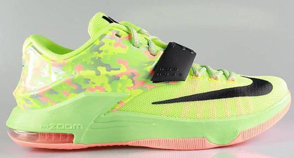 new concept ffa25 014ad Nike KD 7 Easter