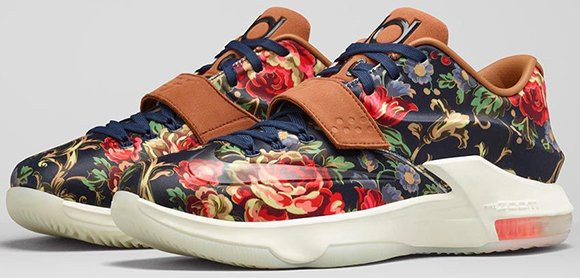 Nike KD 7 EXT Floral Official