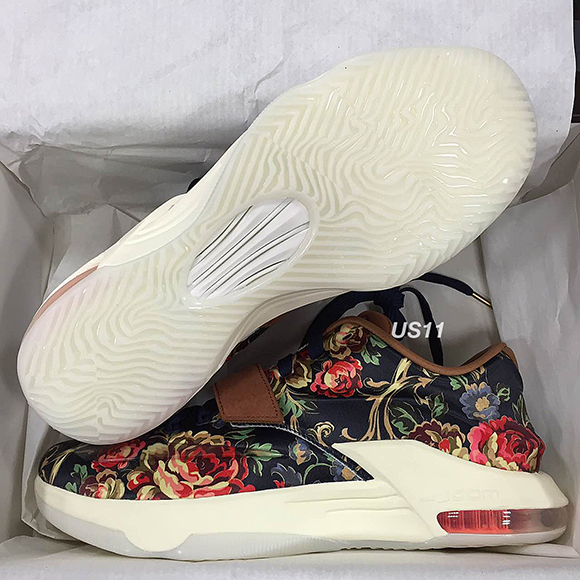 KD 7 Release Date Floral