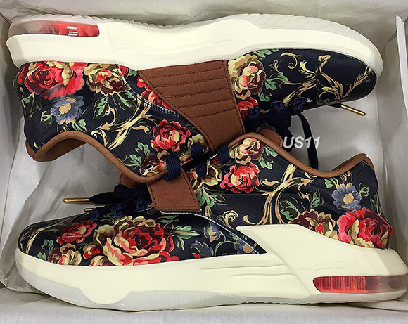 Nike KD 7 EXT Floral Release Date