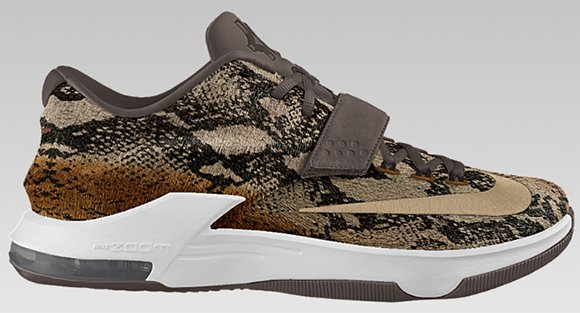 official photos 063ad abfa0 Nike KD 7 EXT Pony Hair Option NikeiD