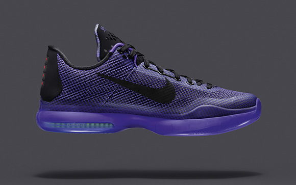 uk availability a0bd8 9a034 Nike Kobe 10 Blackout