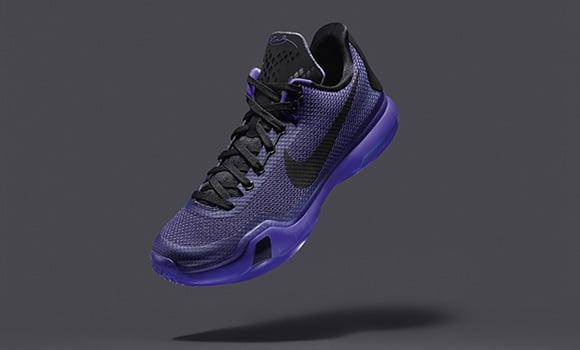 Nike Kobe 10 Blackout