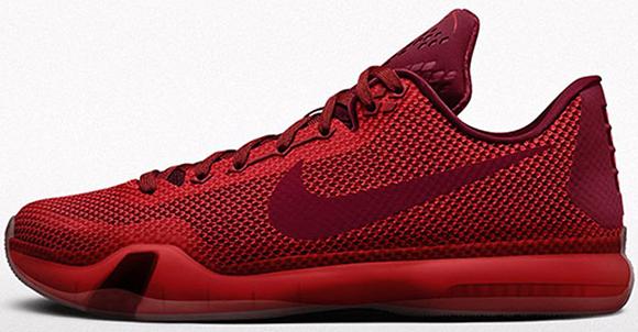 promo code becdc ca094 Nike Kobe 10 NikeiD