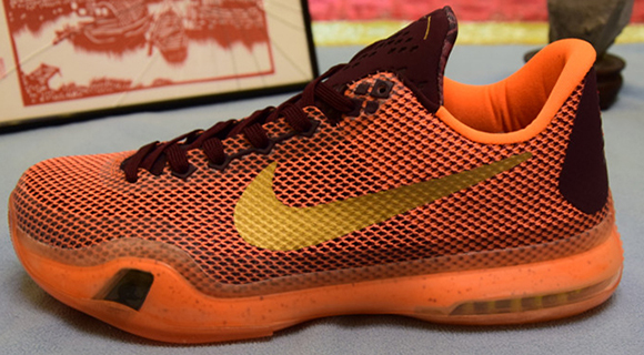 Nike Kobe 10 Silk Road Release Date