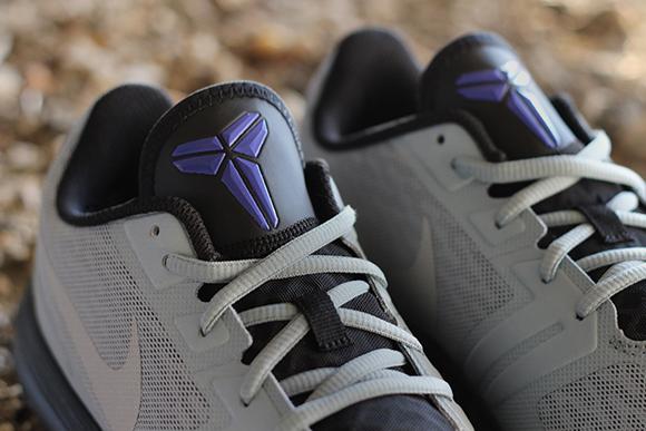 Nike Kobe KB Mentality Dove Grey