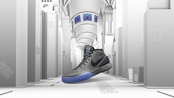Nike Kyrie 1 All Star City Hall Subway Station