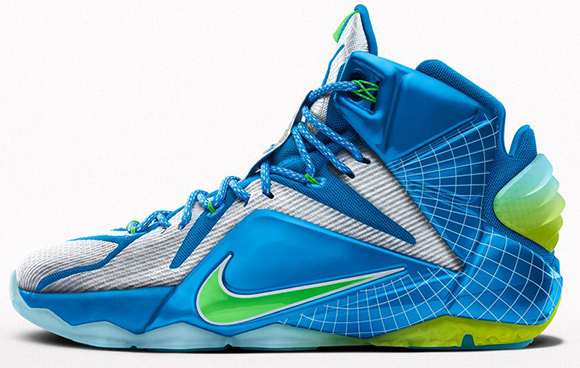 Nike LeBron 12 All Star Nike ID
