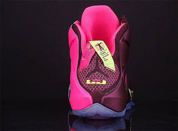 Nike LeBron 12 Double Helix Available Early