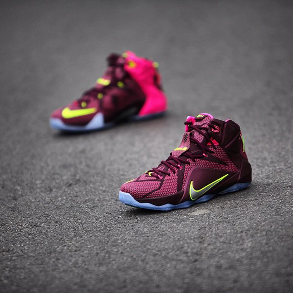 Nike LeBron 12 Double Helix Release Date Pricing