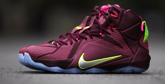 new style 3f9a6 2f494 Nike LeBron 12 Double Helix Release Date Pricing