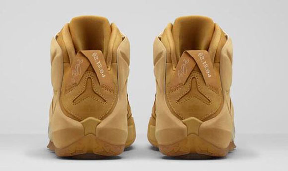 Nike LeBron 12 EXT Wheat