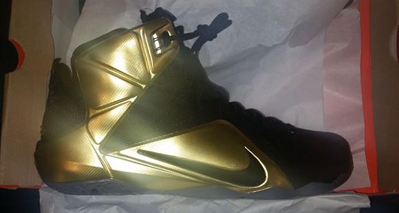 Nike LeBron 12 Grammy Night PE