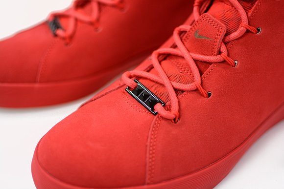 Nike LeBron 12 Lifestyle Challenge Red
