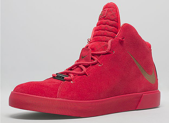 Nike LeBron 12 Lifestyle Challenge Red Release Date