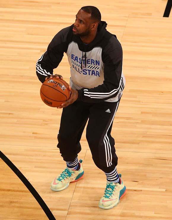 Nike LeBron 12 Low LeBronold Palmer