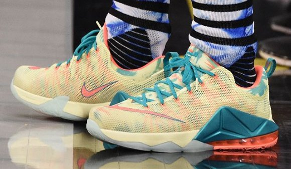 Nike LeBron 12 Low LeBronold Palmer Release Soon