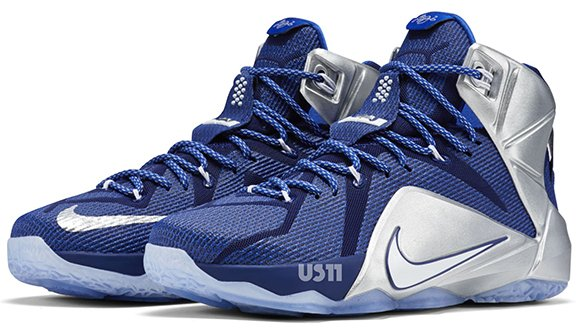 Nike LeBron 12 What If Dallas Cowboys