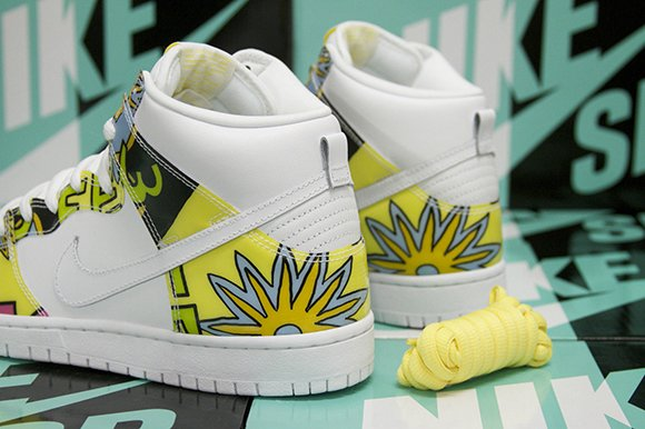 Nike SB Dunk High De La Soul Release Date Pricing
