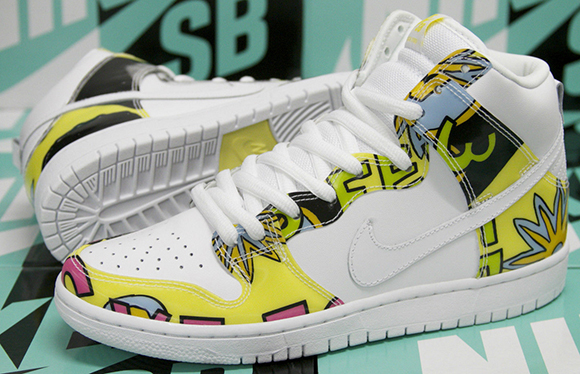 new style 3cdf8 b62ff Nike SB Dunk High De La Soul Release Date Pricing high-quality