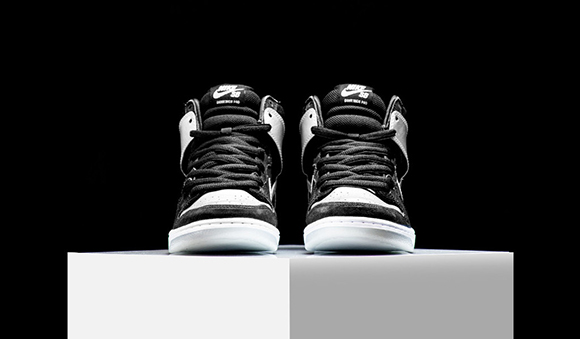 Nike SB Dunk High Tin Man