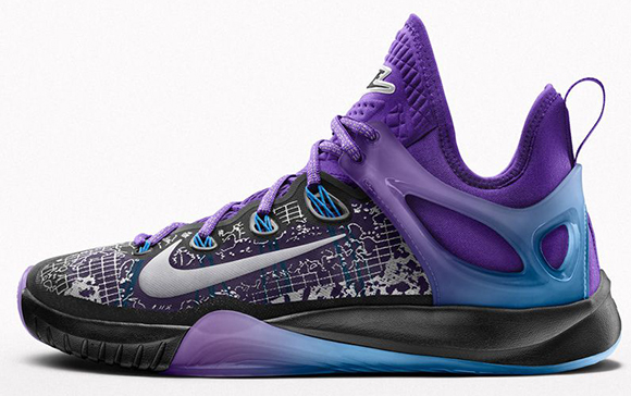 Nike Zoom HyperRev 2015 All Star Nike ID