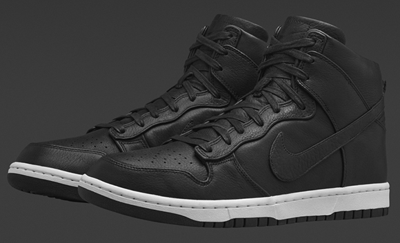 53c7927162fc Introducing the NikeLab Dunk Lux High
