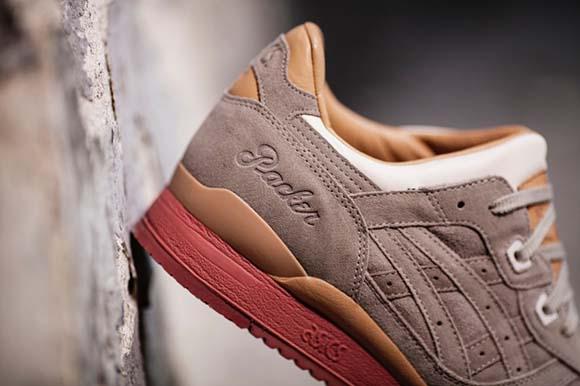 Packer Shoes Asics Gel Lyte III Dirty Buck
