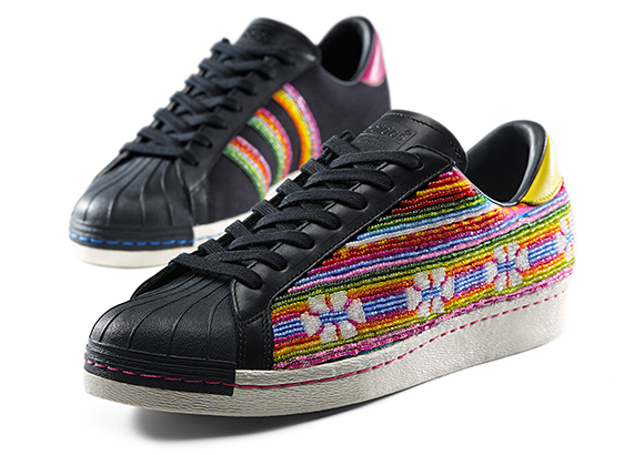 Pharrell adidas Originals Superstar 80s NYC Only