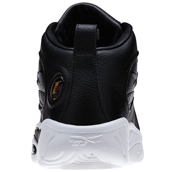 Reebok Answer 3 Retro Black White